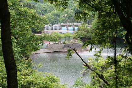 洞元湖神社