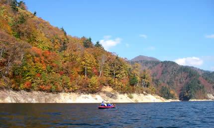 2006秋のカヌープラン画像