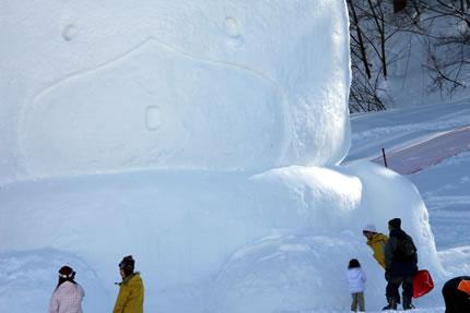 雪だるまの群馬ちゃん