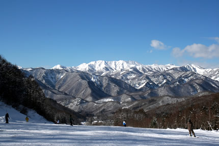 宝台樹スキー場第8ゲレンデ