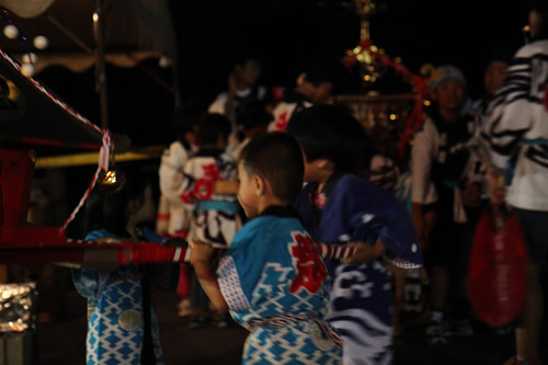 藤原区民祭
