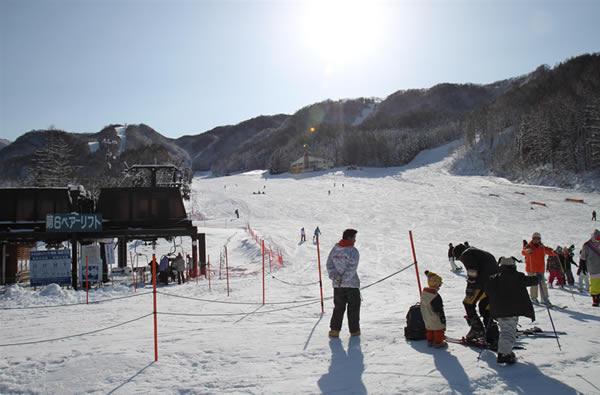 宝台樹スキー場12月26日